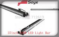 37'' 320W Adjustable CREE  LED Light Bar fiood/sopt/como beam for car