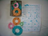 Free Shippng Yarn Craft Loom DIY Knitting Tools cissor,Fuzz Ball Braider DIY Kit 4 Sizes 8 pcs