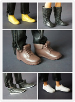 Free Shipping! 7 pairs shoes for barbie Ken, fashion shoes for boyfriend barbie doll