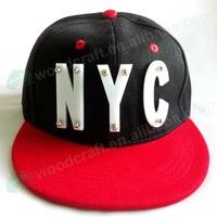 NEW Style Fashion NYC Adjustable Baseball Cap Snapback Hip-Hop Hats fashion hip-hop caps wholesale studded hats
