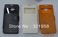 New Pu leather Case For  Jaiyu 4.5 Inch G3 Dual Core MTK6577, G3S Quad Core MTK6589 Smart Phone