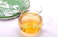 380g  Nice Puer tea The pie puer  tea Qibinzi From YunNan famous Puer tea town FREEshipping