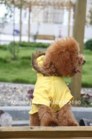 Free Shipping 2013 New Arrival Western Style Wind Coat Autumn&Winter Cotton Ski Suits Dog Puppy Clothes
