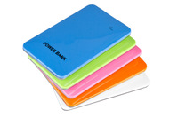 Super Slim Power Bank 10000mAh Portable Dual USB External Battery For Samsung Galaxy S3 S4 iPhone iPad HTC
