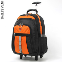 New 2013 Hot selling Travel Bags General INTASTEY zipper pocket nylon credential pocket trolley