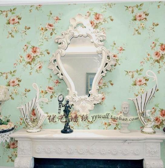 Bloem muurschildering behang promotie winkel voor promoties bloem muurschildering behang op - Behang hoofdeinde ...