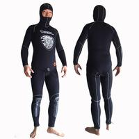 Free shipping 5MM wet suit for man dive suit dive equipment