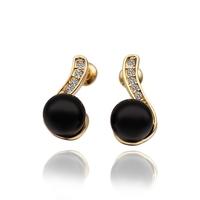 Серьги-гвоздики Fashion Jewelry  yjiuyi