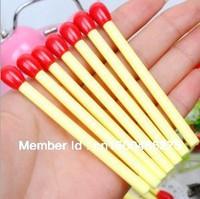 Wholesale mini order $10 (mix order) Free Shipping Cute Pen Korean creative Stationery Cartoon Match Ballpen Matches Pen
