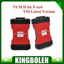 2015 Newest Version V91 VCM II VCM 2 Multi-language VCM2 IDS Diagnostic Tool With Carton Box(China (Mainland))