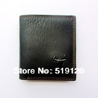 Superb Quality,can use 20 Years! 100% Genuine Cow Leather men purse bags wallets!! Cowhide men clutch,billfold,coin pocket purse