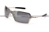 New Men Metal Sunglasses Probation Polished Sport O logo Lifestyle Glasses Polarized Integrative Gray Lens factory price