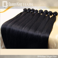 Queen unprocessed Brazilian free shipping brazilian virgin hair weft,straight hair 3pcs/lot,fast shipping,no tangle and shedding