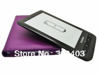 For pocketbook touch 622/623 e-book e-reader protective PU leather cover case skin shell,Free shipping