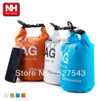 Free shipping outdoor super light waterproof bag outdoor bag drifting super mini size waterproof bag