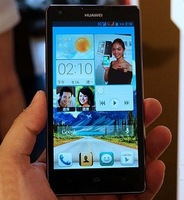 "HuaWei Ascend G700 5"" Android 4.2  2GB 8GB MTK6589 Quad Core GPS WIFI Smart Cell phone Multi Language Russian Spanish"