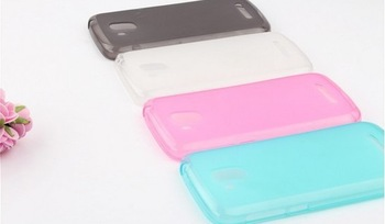 4 Pcs/lot  Soft Case Cover For UMI X2 Phone,Choose different colours by yourself