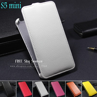 [( Factory outlets )] Cover case for Philips W732  flip Real leather case + free screen protection film + free ship