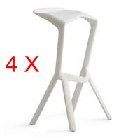 4 X Miura Barstools bar stool
