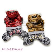 Fashion Dog Clothes,Pet Dog Jacket with Pants