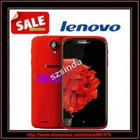 original lenovo s820 MTK6589 quad core smartphone Android 4.2 1GB/4GB Bluetooth GPS russian multi language 3G Cell phone / Anna