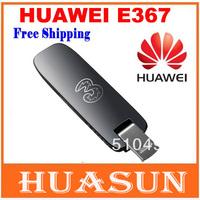 Unlocked Huawei E367 3G Wireless Modem Support 28.8Mbps HSDPA services usb adapter free shipping