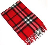 classic women's PLAID/CHECK print pashmina scarf stole wrap shawl cape cashmere free shipping 80748