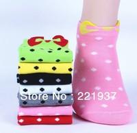1Lot=7Pairs=14Pieces Wholesale Socks Man and Women Socks Cotton Sock  Personalized Gift Box Set 7 Days Socks Free Shipping