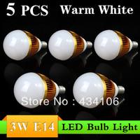 Best Price 5pcs/lot E14   3w/ 9W /12w/15w  ac85--265v High Brightness LED Light Bulb Lamp