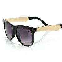 Free dropshipping Unisex Designer Brand Super Golden Sunglasses Women & Men new Fashion Glasses 2014 Sports G34