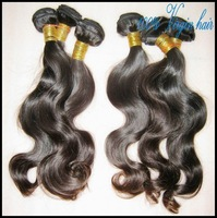 1kilo/lot bulk order wholesale weaves, body wave pure Peruvian human hair, Great price for good quality virgin hair