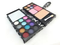 Free Ship 12 Color Eyeshadow Eye Shadow Palette Professional Makeup Kit Makeup Set Make up Cosmetic Blush Blusher Powder Palette