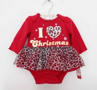 Hot sell Newborn Infant Baby Girl Lace butterfly Posh Petti Ruffle TUTU Rompers outfit 0-1Y