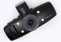 GS1000 Car dvr personal vehicle Camera Video Recorder 1080p HD Lens,night vision,Car black box G-sensor GPS option freeshipping