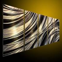 wall original metal painting art abstact painting oil painting home Decor  modern art