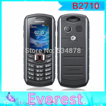 B2710 Unlocked Original Samsung B2710 3G Bluetooth Cell Phone Wholesale Free Shipping