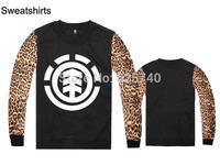 element Hoodies sweatshirts men hip hop skateboards hoodie sports rock cotton sweats hoody hiphop clothes