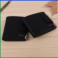 New arrival designer brand men wallets leather men's purses patchwork personal organizer male leather wallet