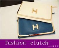 pu leather  handbag for women fashion clutch buckle bag lady's shoulder bag messenger cross body bags bolsas femininas freeship