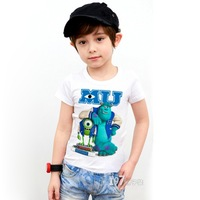 Monsters University  T-shirt children's clothing
