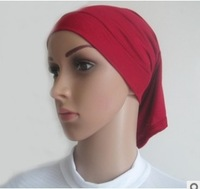 new 2014 abayar Muslim khan cloth spun rayon fashion hats many kinds of color hijab