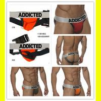 addicted gay underwear men jockstraps hipster big belts undies sex calzoncillos men sexy thongs and g strings jockstrap AD02