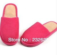 winter classic coral fleece warming slipper, homing slipper, indoor shoes.  free shipping
