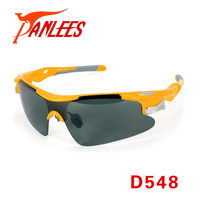 Panlees RX-able Cycling Outdo Sports Sunglasses Eyewear TR90 Frame 3 Lenses
