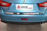 2013 Mitsubishi ASX  ABS Chrome Rear Trunk Lid Cover Trim