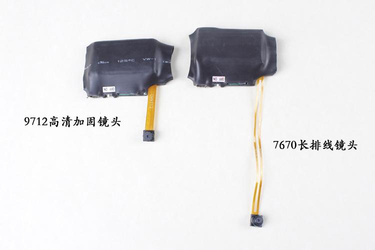 HD mini wireless remote control mini camera hidden mini camera digital motion detection 9712 Lens 550mA battery 32g memory card(China (Mainland))