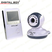 "Digital Boy  2.4""TFT Baby Monitor Wireless IR Video Talk one Camera Night Vision video Electronic Digital video Baby Monitor"