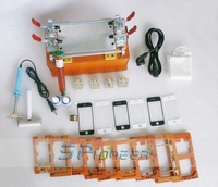 LCD Separator Machine (Mold+6Glass+Wire+Lamp+UVGlue +Remover) LCD Separation, Separate LCD for iPhone Sumsung Refurbishment