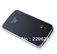 Case For Google Nexus 4, New 2013 Fashion Luxury Slim Cases, Black Silver Aluminum Protection Shell, Free Shipping Sjpj-Sjkg1302
