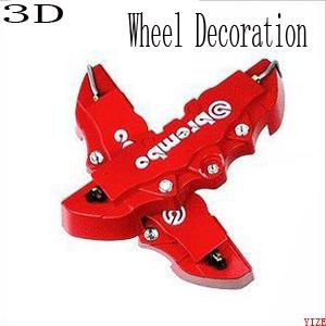 Automotive wheel brake